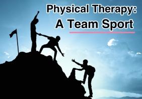 PT- A Team Sport